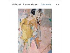 BILL FRISELL & THOMAS MORGAN - Epistrophy (LP)