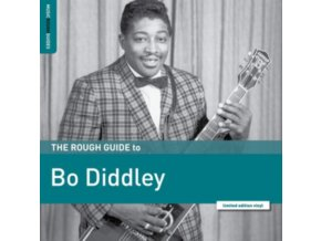 BO DIDDLEY - The Rough Guide To Bo Diddley (LP)