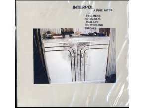 """INTERPOL - A Fine Mess (12"""" Vinyl)"""