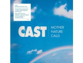 CAST - Mother Nature Calls (White Vinyl) (LP)