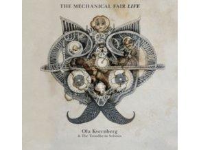 OLA KVERNBERG & THE TRONDHEIM SOLOISTS - The Mechanical Fair - Live (Deluxe Edition) (LP)