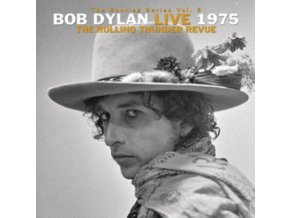 BOB DYLAN - The Bootleg Series Vol. 5: Bob Dylan Live 1975. The Rolling Thunder Revue (LP)