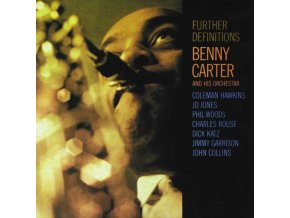 BENNY CARTER - Further Definitions (LP)