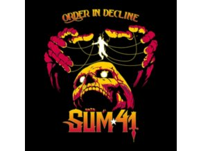 SUM 41 - Order In Decline (Coloured Vinyl) (LP)
