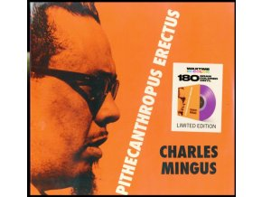 CHARLES MINGUS - Pithecanthropus Erectus (Limited Transparent Purple Vinyl) (LP)