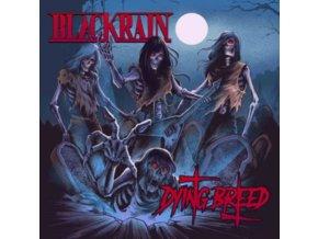 BLACKRAIN - Dying Breed (LP)