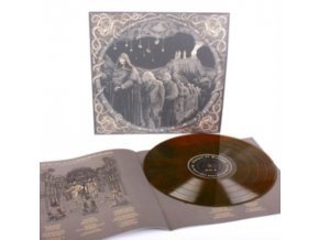 CHAPEL OF DISEASE - The Mysterious Ways Of Repetitive Art (Amber Vinyl) (LP)