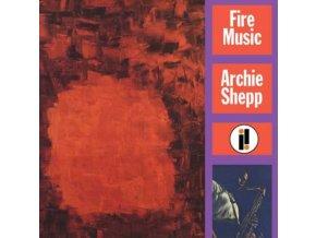 ARCHIE SHEPP - Fire Music (LP)