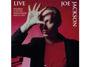 JOE JACKSON - Live In Hollywood. May 12. 1979 (LP)