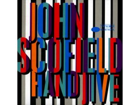 JOHN SCOFIELD - Hand Jive (LP)