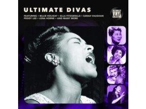 VARIOUS ARTISTS - Ultimate Divas (LP)
