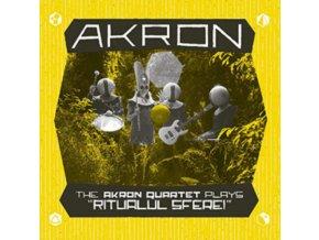 AKRON - The Akron Quartet Plays Ritualul Sferei (LP)