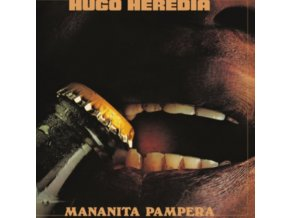 HUGO HEREDIA - Mananita Pampera (LP)