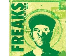 """FREAKS - Lets Do It Again Part 3 (12"""" Vinyl)"""