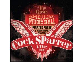 COCK SPARRER - Back In Sf 2009 (Beer Coloured Vinyl) (LP)