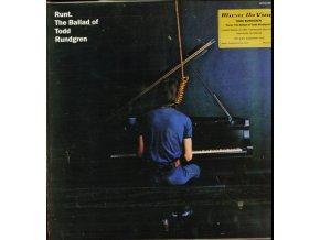 TODD RUNDGREN - Runt. The Ballad Of Todd Rundgren (Transparent Blue Vinyl) (LP)