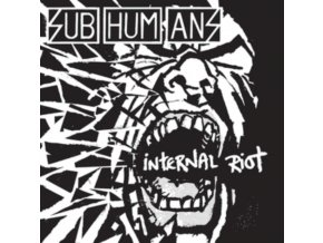 SUBHUMANS - Internal Riot (LP)