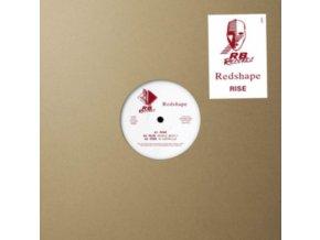 """REDSHAPE - Rise (12"""" Vinyl)"""