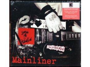 SOCIAL DISTORTION - Mainliner: Wreckage From The Past (LP)