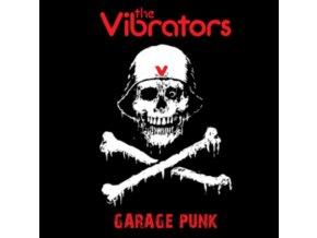 VIBRATORS - Garage Punk (LP)