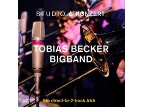 TOBIAS BECKER BIGBAND - Studio Konzert (Feat. Cherry Gehring) (Limited Edition) (LP)