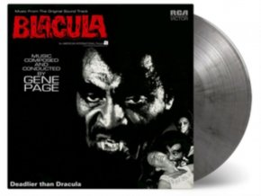 ORIGINAL SOUNDTRACK / GENE PAGE - Blacula (Coloured Vinyl) (LP)