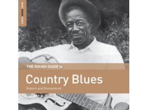 VARIOUS ARTISTS - The Rough Guide To Country Blues (LP)