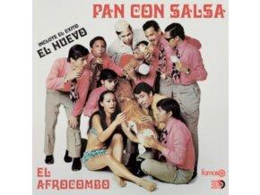EL AFROCOMBO - Pan Con Salsa (LP)