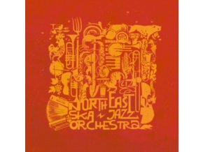 NORTH EAST SKA JAZZ ORCHESTRA - North East Ska Jazz Orchestra (LP)