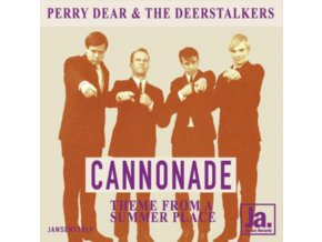 "PERRY DEAR & THE DEERSTALKERS - Cannonade / Theme From A Summer Place (7"" Vinyl)"