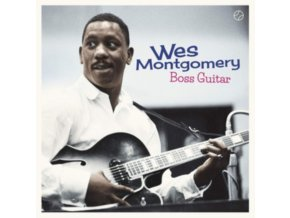 WES MONTGOMERY - Boss Guitar (LP)