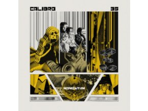 CALIBRO 35 - Momentum (LP)