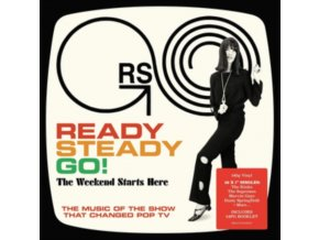 VARIOUS ARTISTS - Ready Steady Go! - The Weekend Starts Here (LP Box Set)