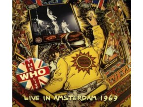 WHO - Live In Amsterdam 1969 (LP)
