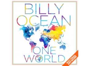 BILLY OCEAN - One World (LP)