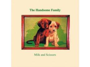 HANDSOME FAMILY - Milk And Scissors (LP)
