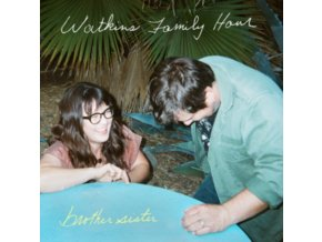 WATKINS FAMILY HOUR - Brother Sister (LP)