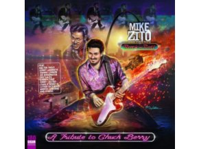 MIKE ZITO - Rock N Roll - A Tribute To Chuck Berry (LP)