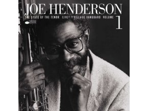 JOE HENDERSON - The State Of The Tenor: Live At The Village Vanguard. Vol. 1 (LP)