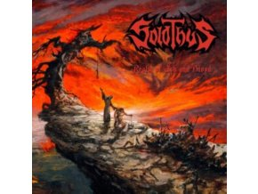 SOLOTHUS - Realm Of Ash And Blood (Clear/Red Vinyl) (LP)