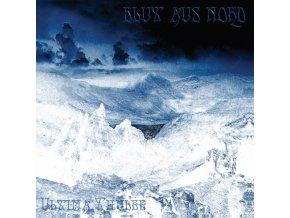 BLUT AUS NORD - Ultima Thulee (Clear/Blue Splatter Vinyl) (LP)