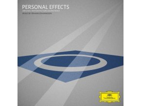 JOHANN JOHANNSSON - Personal Effects - Original Soundtrack (LP)
