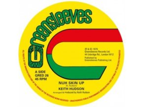 "KEITH HUDSON - Nuh Skin Up (12"" Vinyl)"