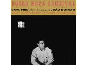 DAVE PIKE - Bossa Nova Carnival (LP)