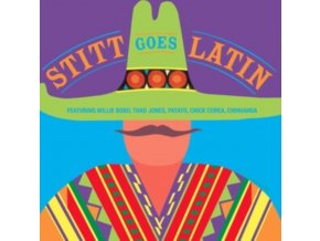 SONNY STITT - Stitt Goes Latin (LP)