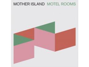 MOTHER ISLAND - Motel Rooms (Green Vinyl) (LP)