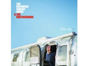 REVEREND SHAWN AMOS & THE BROTHERHOOD - Blue Sky (LP)