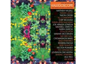 SOUL JAZZ RECORDS PRESENTS - Soul Jazz Records Presents Kaleidoscope - New Spirits Known And Unknown (LP)