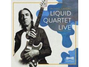 MICHAEL LANDAU - Liquid Quartet Live (LP)