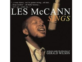 LES MCCANN SINGS - Orchestra Arranged & Directed By Geral Wilson (LP)